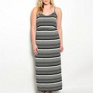 Plus Tank Dress